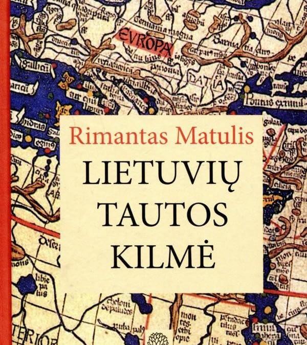 """Rimanto Matulio knygos """"Lietuvių tautos kilmė"""" sutiktuvės 2018 03 07"""