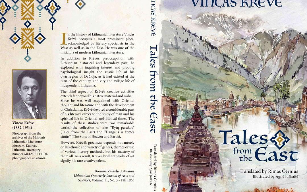 "Vincas Krėvė ""Tales from the East"""