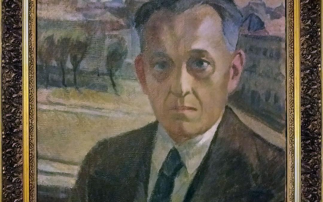 Vincas Krėvė – akademikas, pirmasis prezidentas