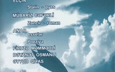 """Vincas Krėvė-Mickevičius – kaip kultūrų tiltas (Mahiras Gamzajevas, """"Azerbaidžan"""", 2020 01)"""
